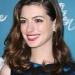 brown hair, light skin - Anne Hathaway