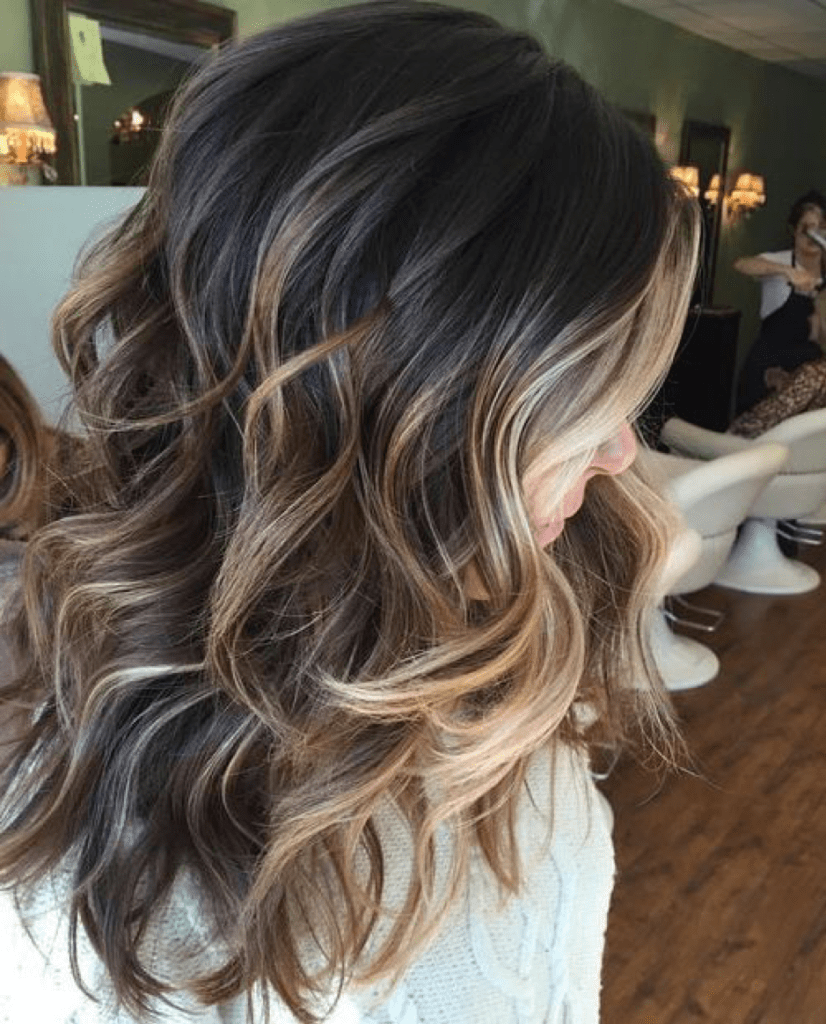 Highlights Hairstyle