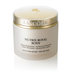 Is Honey Beneficial For The Skin?  lancome nutrix body royal body