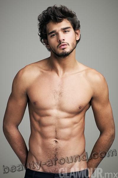 Marlon Teixeira  is a Brazilian model photos