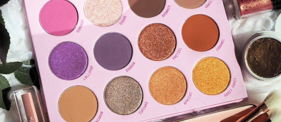 XOBeauty Heaps of Sweets Eyeshadow Palette