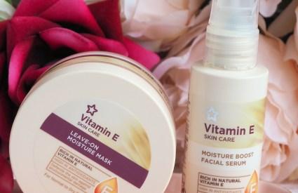 Superdrug Vitamin E Moisture Boost Serum & Leave-On Moisture Mask