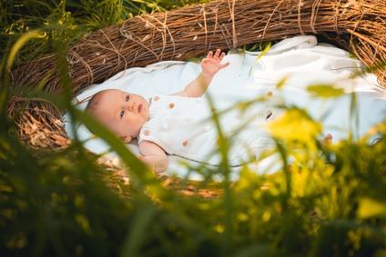 Donner le bain à bébé en toute sécurité