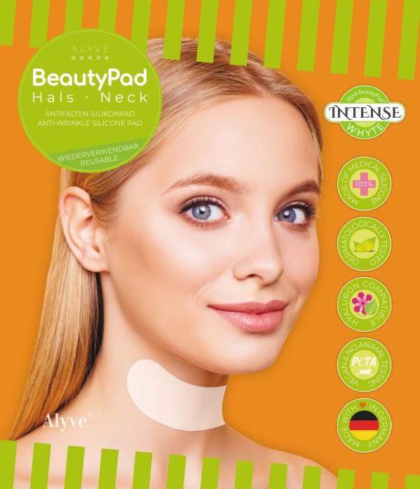 BeautyPad Hals Packung Vorderseite