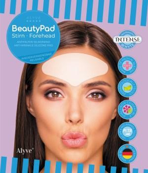 BeautyPad Stirn Packung Vorderseite