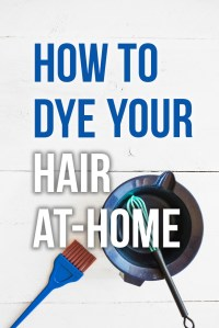 DIY Step-by-Step Hair Coloring Guide: How to Dye Your Hair ...