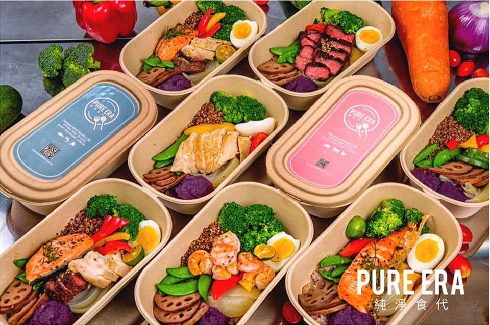 瘦身也可以吃得很澎湃!臺北8間「低卡」外送餐盒。健康少油又均衡。減脂期也能放心吃飽!
