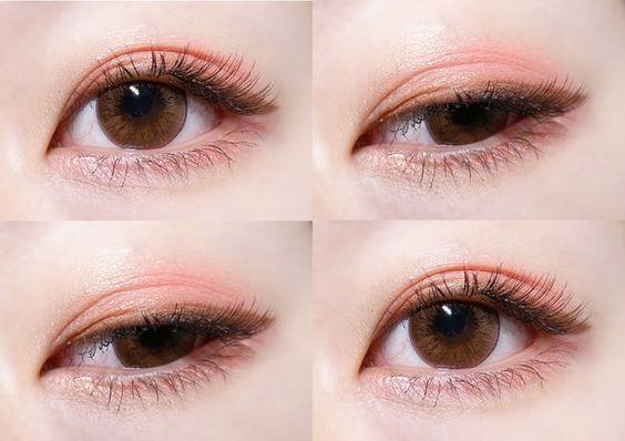 內雙、單眼皮、雙眼皮全看過來!讓眼睛變大的正確眼妝技巧都在這~