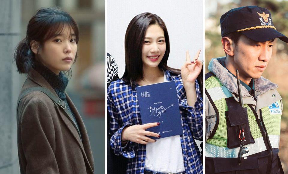 2018年3月最新韓劇推薦!丁海寅、IU、李光洙、Joy都有演