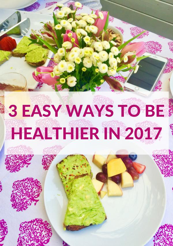healthier in 2017