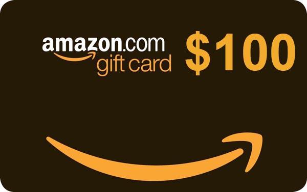 Amazon Discount Baby $100 Amazon Gift Card Giveaway