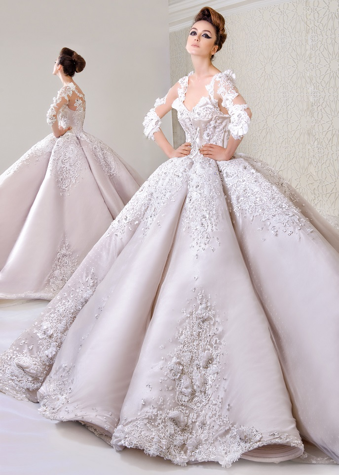 Dar Sara Fashion wows with its latest Bridal collection!