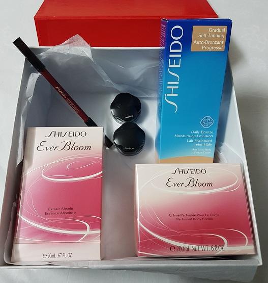 shiseido middleeast