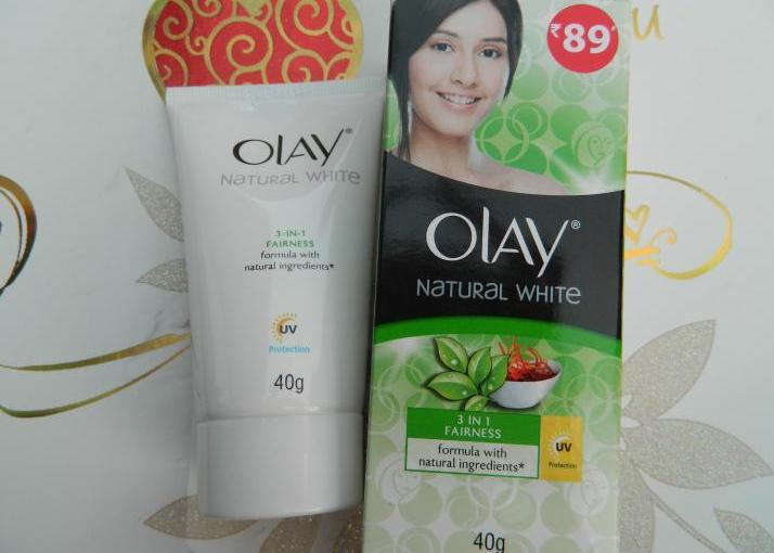 Olay 3 In 1 Fairness Cream Review
