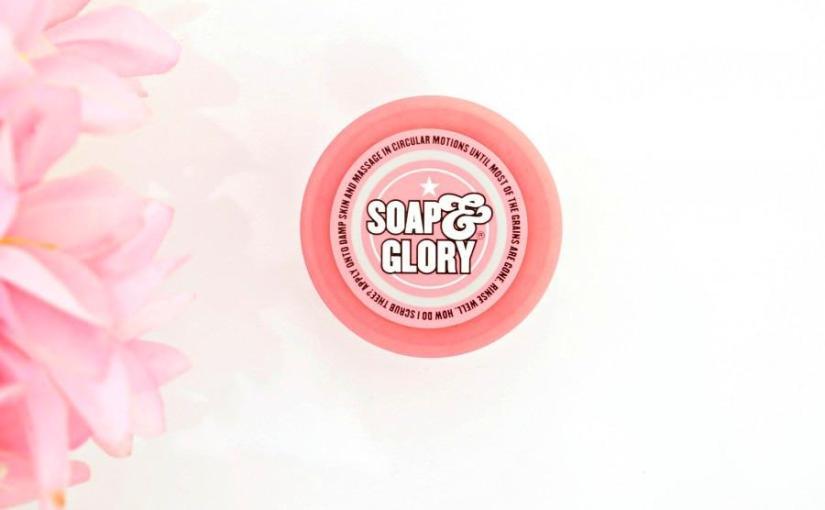 Flake Away Scaly Skin with Soap & Glory Flake Away Body Polish