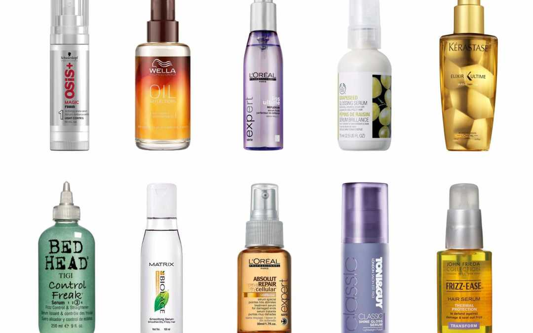 Best Serum for Dry, Frizzy Hair in India