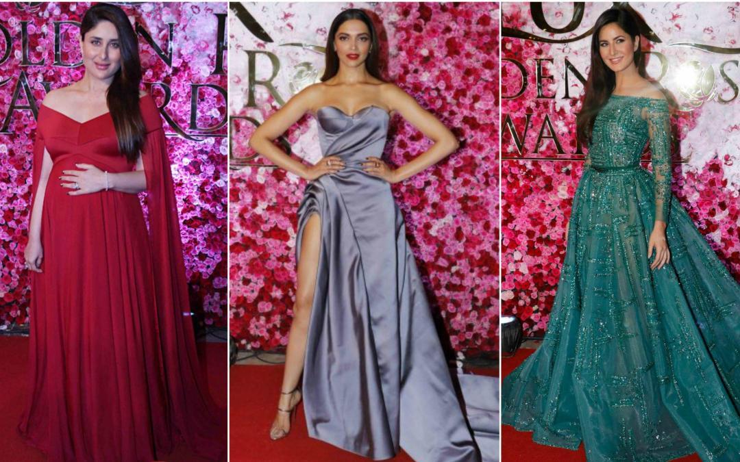 Lux Golden Rose Awards: Best Dressed Celebrities At Lux Golden Rose Awards 2016