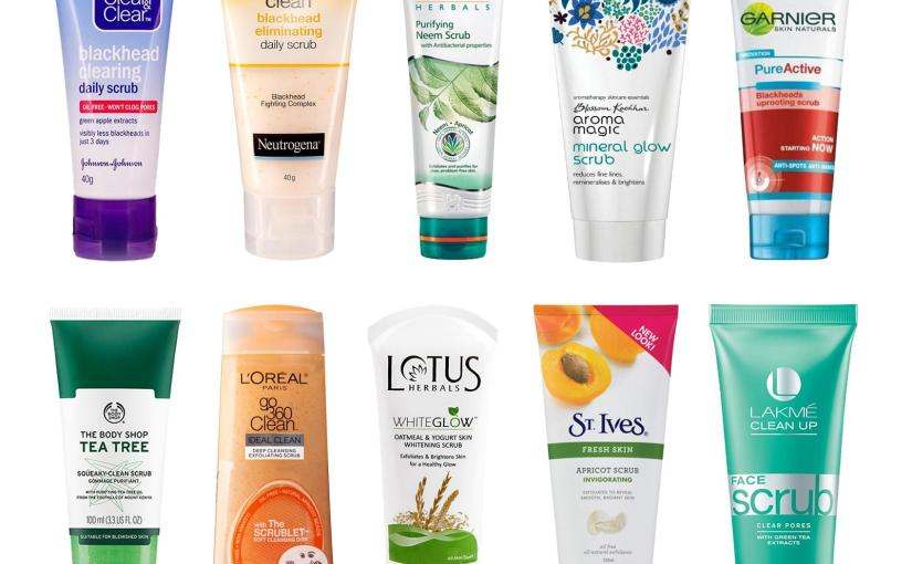 Best Scrubs for Oily Skin & Blackheads in India: Our Top Picks!