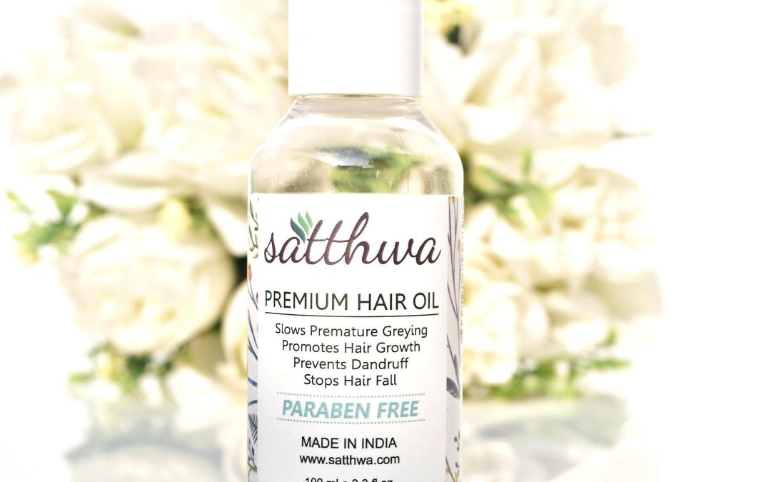Satthwa Premium Hair Oil: An Oil for All Your Hair Needs!