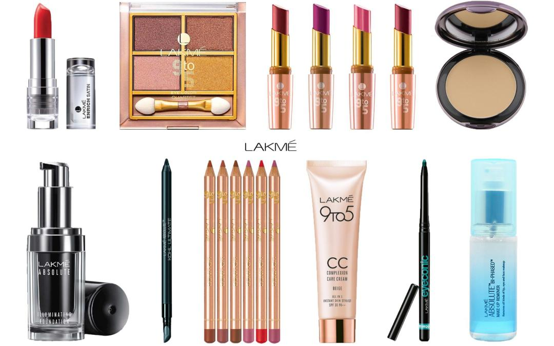 Top Lakme Products Review, Prices, Buy Online