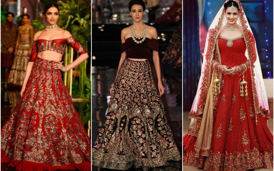 Latest Lehenga Designs For The Modern Bride