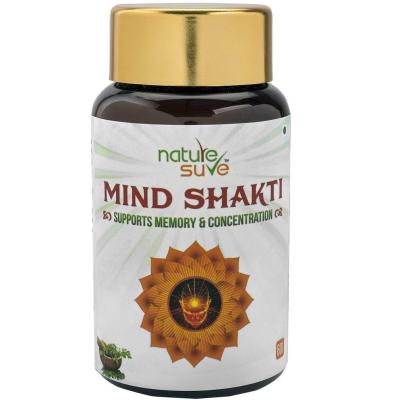 Nature Sure Mind Shakti Tablets