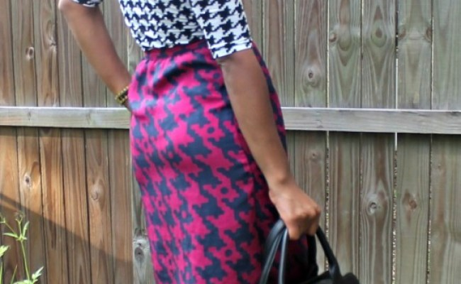 Glamspiration How I Rock Mixed Prints Inspired By