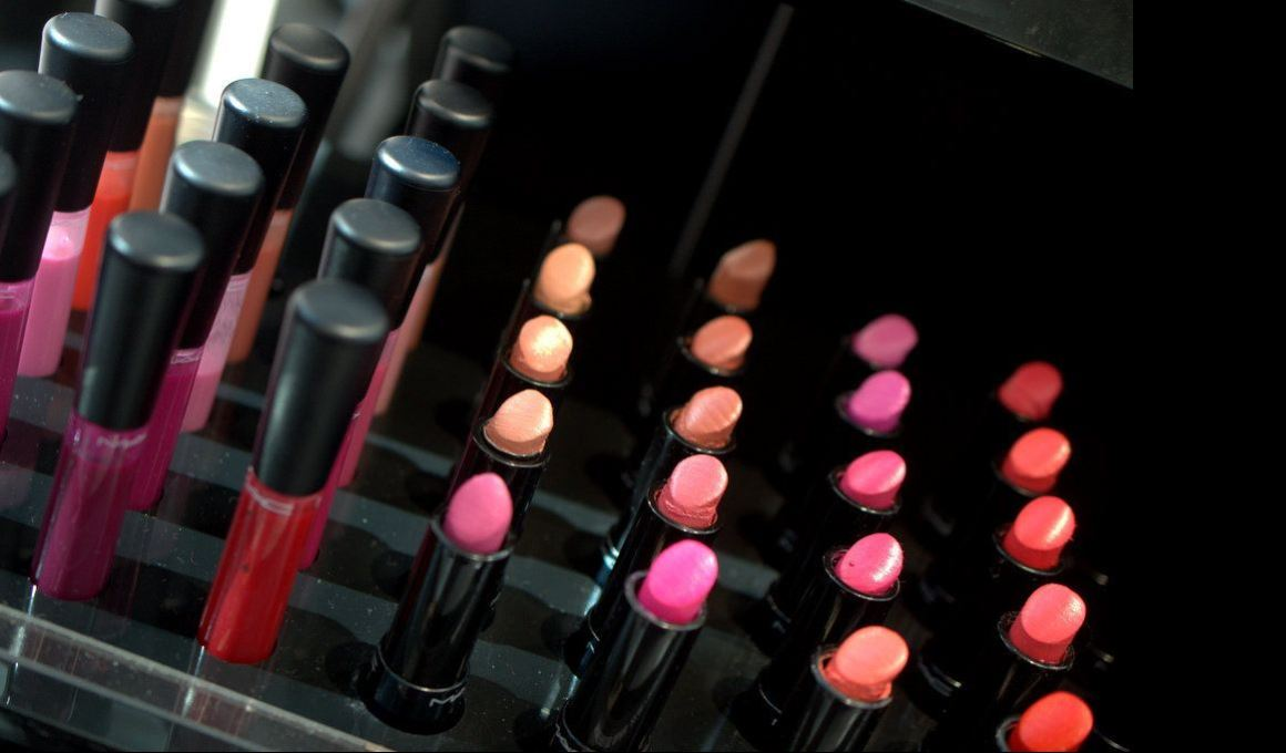 Lip Display At Mac Youth Concept Florida