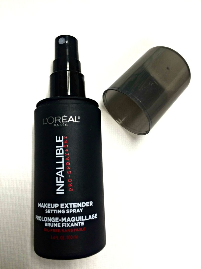 Infallible Pro-Spray & Set Makeup Extender Setting Spray by L'Oreal #3