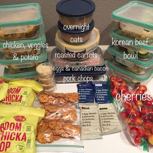 Food Prep Meal Prep