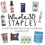 whole30 staples