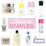 Current Skincare Staples: Products That Saved My Skin