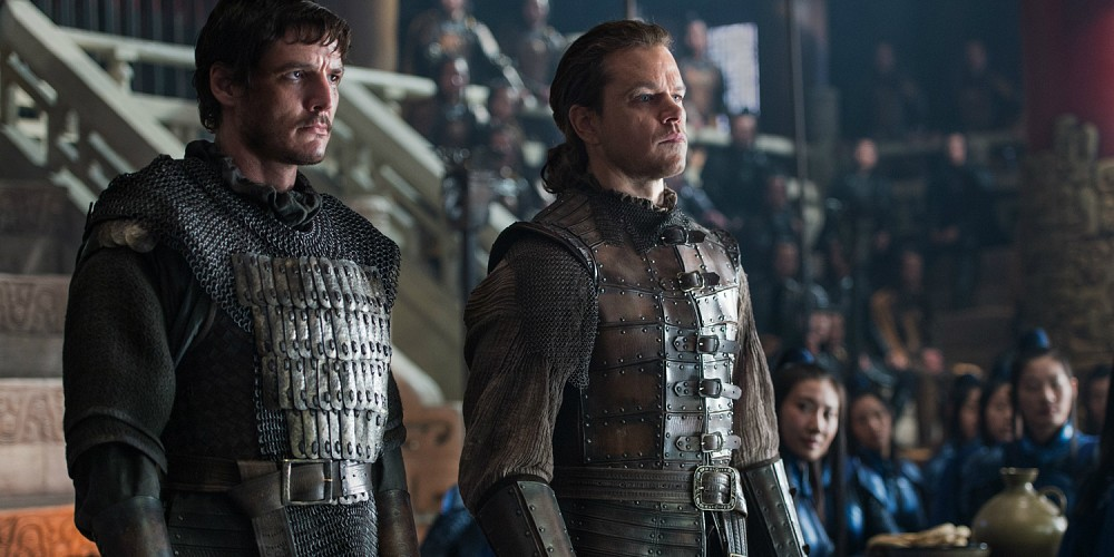Image result for the great wall movie willem dafoe