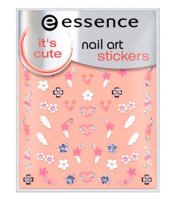 Essence Nail Art Stickers 14 Thermo