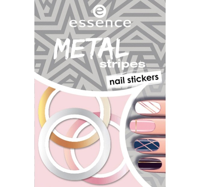 Essence Watercolour Nail Stickers 1pcs