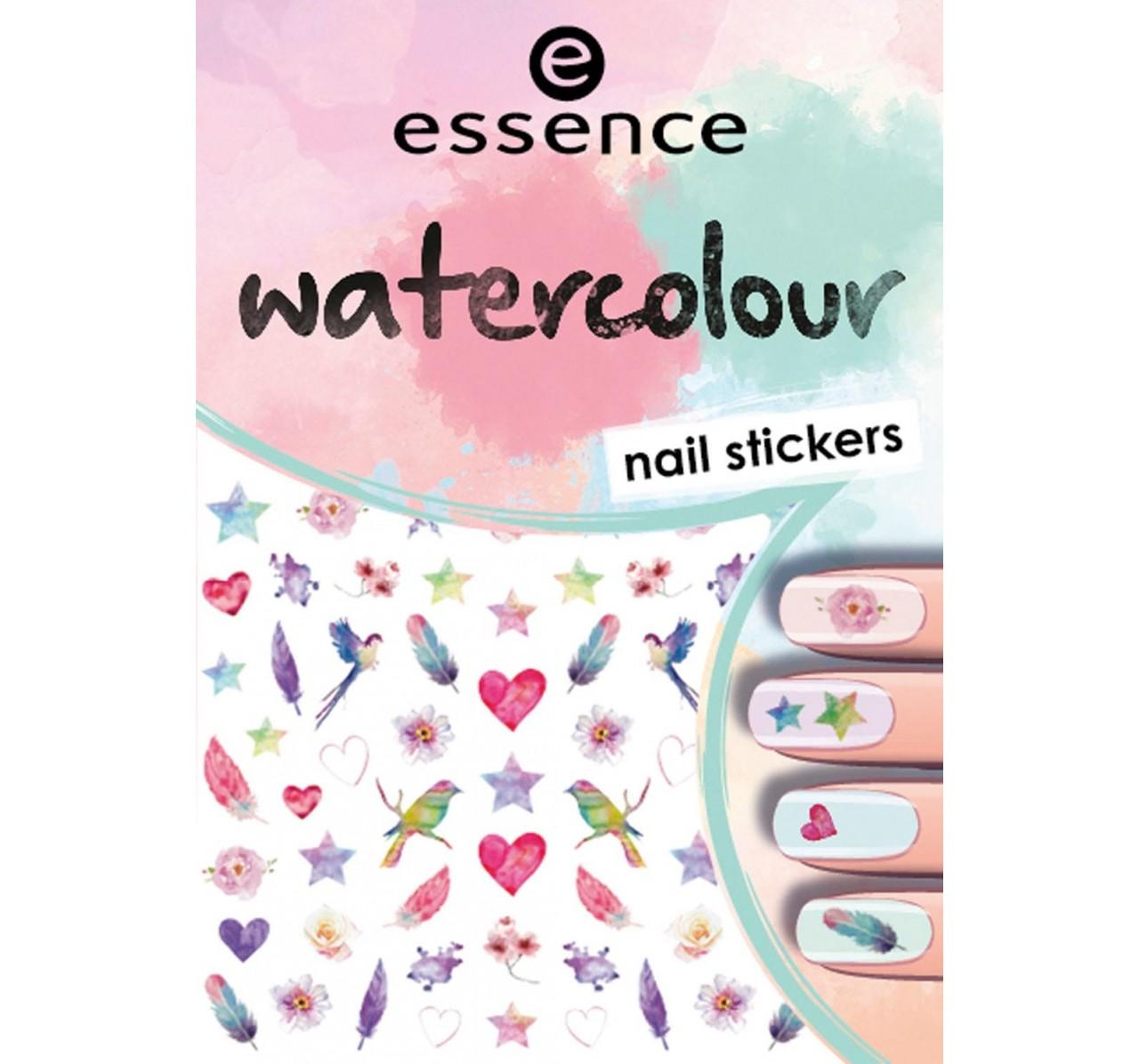 Essence Nail Art Mag 05 Ideas Just Magic Stickers