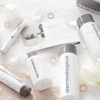 A Skincare Routine with Dermalogica