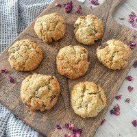 Semolina Coconut & Sultana Biscuit Bites