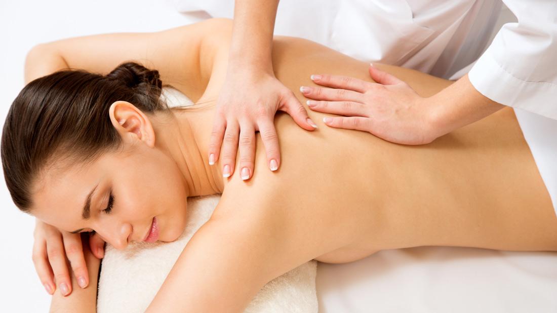 Masaža u kozmetičkom salonu Beauty Balance