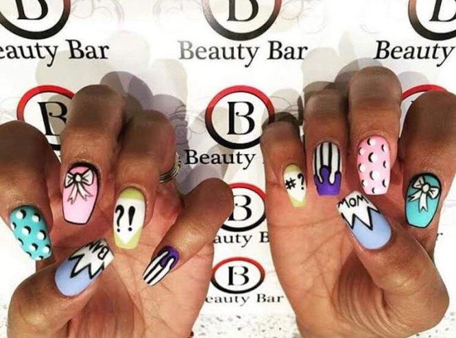 Image Led Remove Gel Nails Step 1