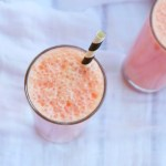 Probiotic Breakfast Strawberry Virgin Colada