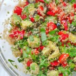 Detox Vegan Quinoa Salad – Glow from the Inside Out