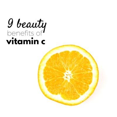 9 Beauty Benefits Of Vitamin C