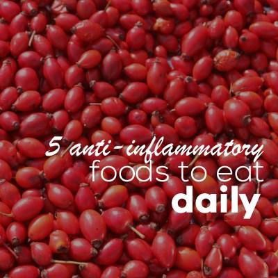The 5 Best Anti-Inflammatory Diet Foods