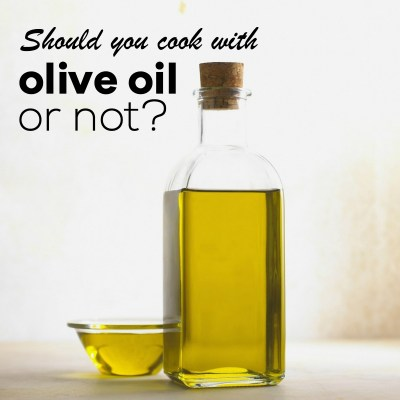 Is Olive Oil Bad For You Or Should You Just Stop Frying?