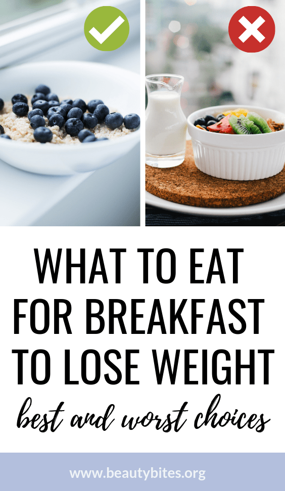 Does Breakfast Make You Fat What To Eat For Breakfast To Lose