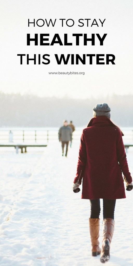 How to stay healthy this winter, prevent a cold and get rid of a cold quicker. This is how I usually stay cold-free and don't get a cold during winter.
