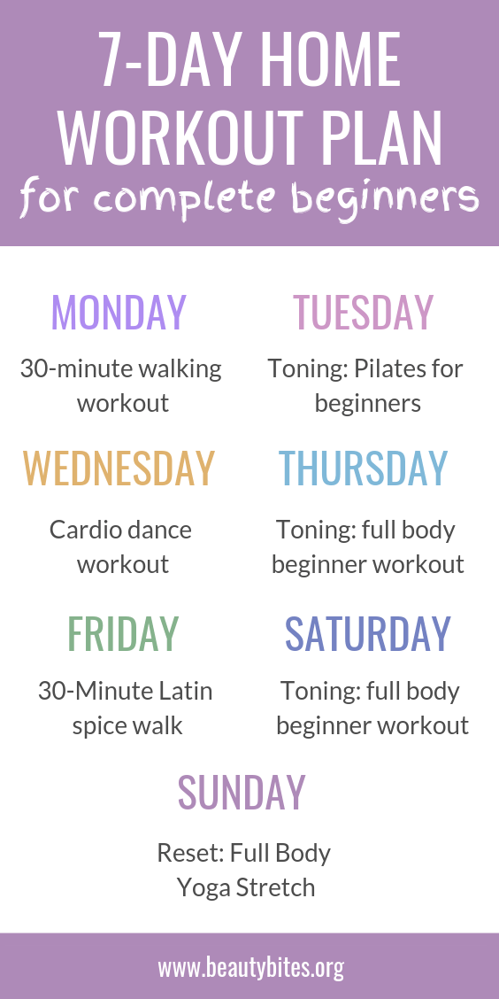 Losing weight 30 minutes exercise day