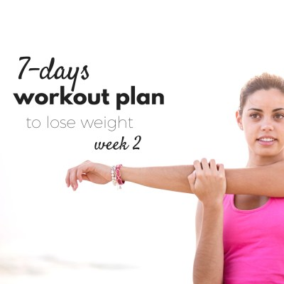 7-Day At Home Workout Plan To Lose Weight | Part II