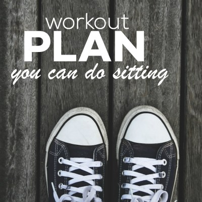 Workout Plan For Beginners #2: Great Workouts You Can Do Sitting